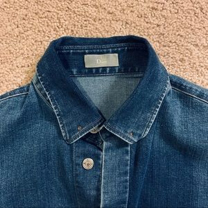 Dior Denim Shirt